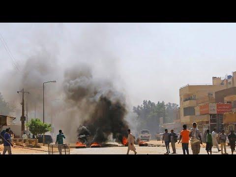 Sudan: Proteste gegen den Präsidenten - Zusammenstöße von Demonstranten und Sicherheitskräften