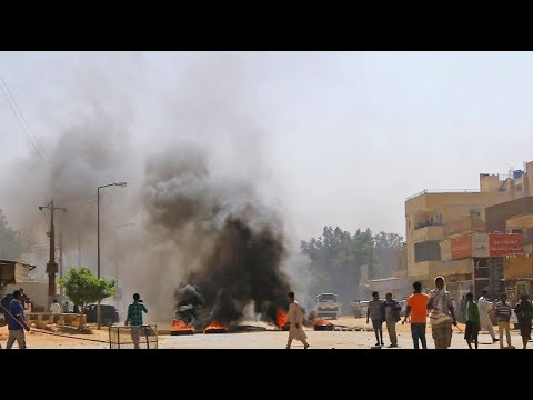 Sudan: Proteste gegen den Präsidenten - Zusammenstöße ...