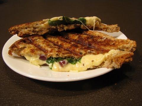 Sandwich Recipes – Italian Panini Sandwich