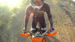 5. 2008 KTM 530 XC-W(R) GoPro Footage by Lake El Mirage with the Boom Pro mount