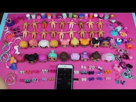 Video LOL Sürpriz Bebekler Kombin Challenge!! Yeni Lol Bebekler ile En güzel Kombin Kimin? Bidünya Oyuncak download in MP3, 3GP, MP4, WEBM, AVI, FLV January 2017
