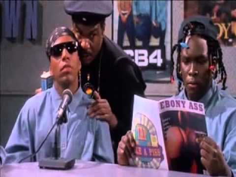 CB4 Ice Cream Scene