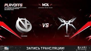 Vici Gaming vs Mineski, MDL Major, game 2 [Lex, Inmate]