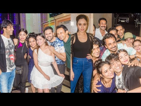 ANKITA LOKHANDE IS THROWING A REUNION BASH FOR HER FRIENDS