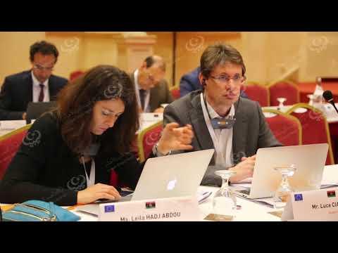 مؤتمر أكاديمي حول الإدارة الإستراتيجية والمؤسساتية للهجرة في ليبيا