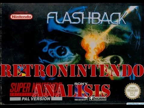 flashback super nintendo walkthrough