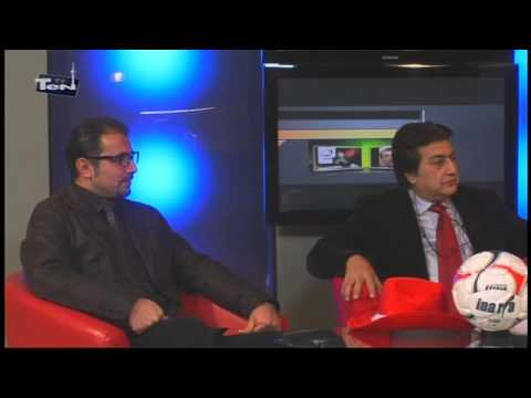 Sport Program in Ten TV by Mehran and Mehrdad part 3