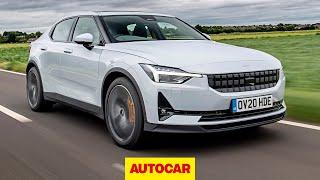 Polestar 2 review | Better than a Tesla Model 3? | Autocar by Autocar