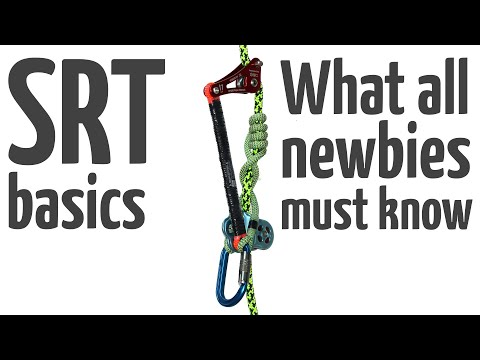 Brief introduction to 'Single rope work positioning'