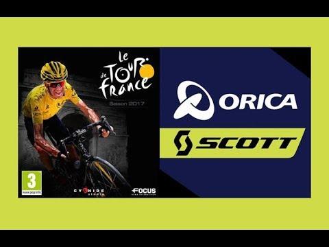 Tour de France 2017 - Orica Scott - Etapes 7-8-9 [FR]