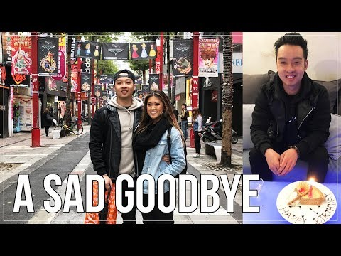 OUR LAST DAY IN TAIWAN | Celebrating Justin's Birthday | Xomelrous