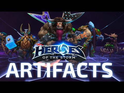 Totalbiscuit - TotalBiscuit brings you an opinion piece on the recently announced Artifacts system for Heroes of the Storm Alpha. Read about it here: http://bit.ly/1lDl2gc Follow TotalBiscuit on Twitter:...