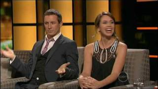 Tasma Walton Interview On ROVE - Part 2 (of 2) - Rove McManus