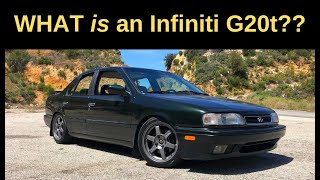 Why Didn't the Infiniti G20t Sell?- One Take by The Smoking Tire