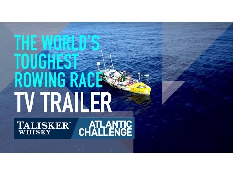 The World's Toughest Rowing Race
