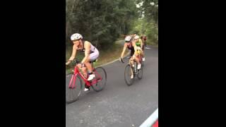 USAT Draft Legal Sprint Triathlon (Clermont, Florida) - Bike