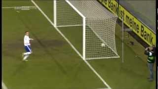 Martin Harniks schmerzhafter Treffer gegen Finnland