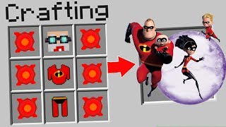 Video JADI BEGINI RAHASIA CARA MEMBUAT KOSTUM INCREDIBLES 2 SUPERHERO DI MINECRAFT WKWKW! MP3, 3GP, MP4, WEBM, AVI, FLV September 2018