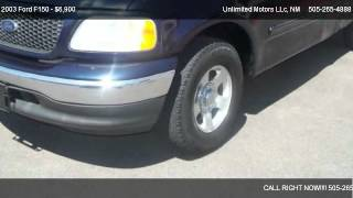 2003 Ford F150 XL - for sale in Albuquerque, NM 87108