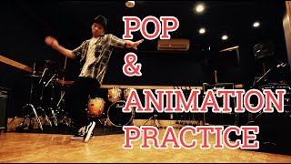 MST – POP&ANIMATION PRACTICE