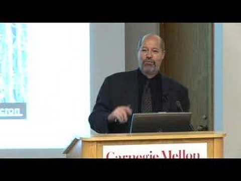 Ray Baughman Vortrag: Nanotechnology for Fun & Profit