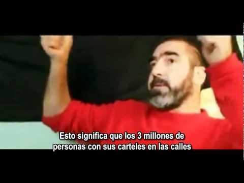 Éric Cantona nos explica como acabar con el sistema: empezando por los bancos