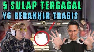 Video 5 SULAP YANG BERAKHIR TRAGIS.. Demian Sct* Award Yang ke.... MP3, 3GP, MP4, WEBM, AVI, FLV Oktober 2018