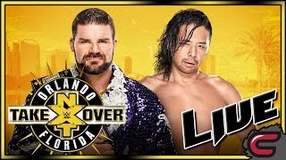 WWE NXT Takeover Orlando April 1st 2017 Live Full Show Live Reactions