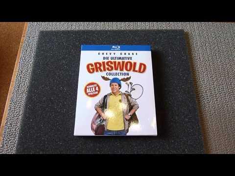 Die Ultimative Griswold Collection (4-Film-Set exklusiv bei Amazon.de)