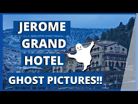 Jerome Grand Hotel Ghost Pictures!