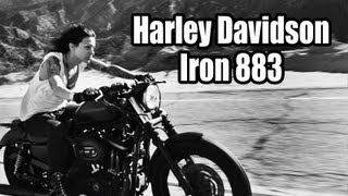 7. Harley Davidson XL883N Iron 883 Full Review
