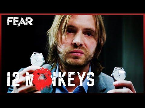 The Paradox  - Cole Kills Goines | 12 Monkeys (TV Show)