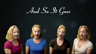 Nonton And So It Goes   A Cappella Billy Joel Cover By Julie Gaulke Film Subtitle Indonesia Streaming Movie Download