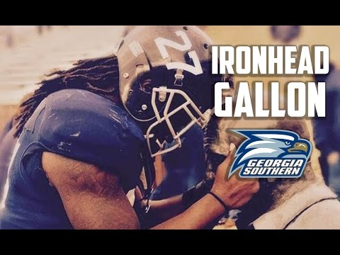 The Best LB You've Never Heard Of - Ironhead Gallon - Georgia Southern Highlights