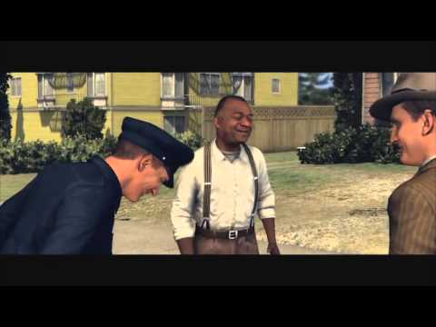 L.A. Noire Blooper Reel. Really highlights the amazing tech they used years before its time.