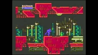 Batman (NES/Famicom) by bubufubu
