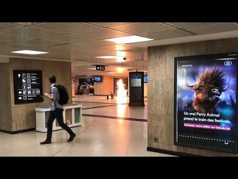 Απετράπη τρομοκρατική επίθεση στις Βρυξέλλες