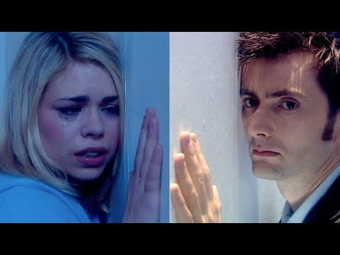 The Doctor and Rose are Separated Forever (HD) | Doomsday | Doctor Who