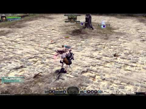Dragon Nest Dark Avenger - Combo Practice