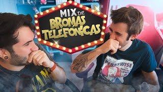 MIX DE BROMAS TELEFÓNICAS CON AURONPLAY
