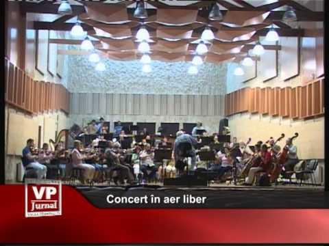 Concert în aer liber