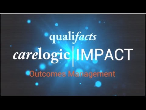 CareLogic IMPACT: Leveraging the DLA-20 to Improve Outcomes Management