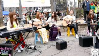 Download Lagu 150412 CLC - rolling in the deep Mp3