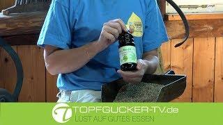 Hanföl - eines der besten, außergewöhnlichsten und einzig artigsten aller Speiseöle | Topfgucker-TV