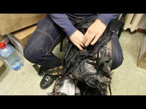 Охотничий рюкзак Nova Tour «Медведь 80» V3. Видеообзор.
