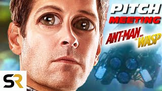 Video ANT-MAN AND THE WASP PITCH MEETING MP3, 3GP, MP4, WEBM, AVI, FLV September 2018