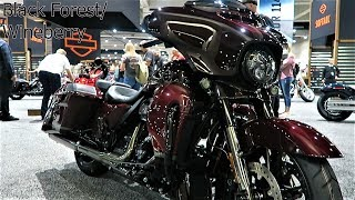 7. 2019 CVO Street Glide Harley-Davidson │ All 3 Colors and What's New