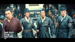 Nonton Brotherhood Of Blades  Trailer    Feff17 Film Subtitle Indonesia Streaming Movie Download