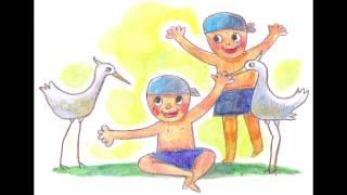 歌謠篇 建和卑南語 01lravay 白鷺鷥-兒歌
