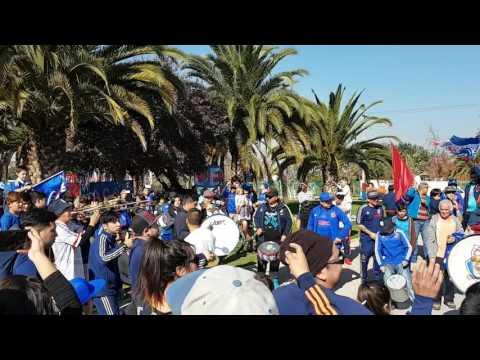 ÉSTA ES TÚ HINCHADA / LA BANDA DE LA CHILE - ANIVERSARIO 90 AÑOS / 27-05-2017 - Los de Abajo - Universidad de Chile - La U